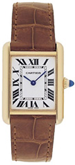 Cartier Tank W1529856 Watch