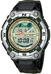Casio  AQW100B-3 Watch