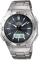 Casio  WVA470DJ-1A Watch