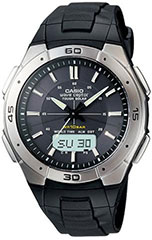 Casio  WVA470J-1A Watch