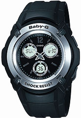 Casio Baby G BG1500A-1B Watch
