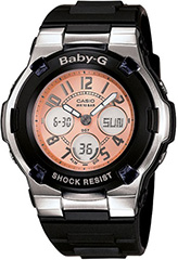 Casio Baby G BGA110-1B Watch