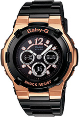 Casio Baby G BGA111-1B Watch