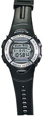 Casio Baby G BGF120BK-1 Watch