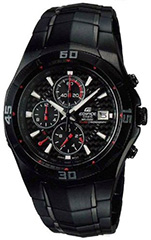Casio Edifice EF514BK-1A Watch