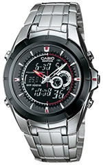 Casio Edifice EFA119BK-1AV Watch