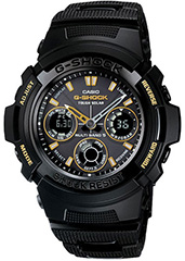 Casio G-Shock AWG100BC-1 Watch