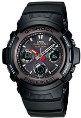 Casio G-Shock AWG101-1A Watch