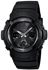 Casio G-Shock AWGM100B-1 Watch