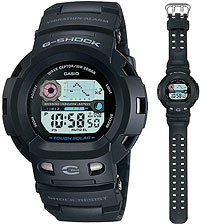Casio G-Shock GW400J-1 Watch