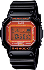 Casio G-Shock DW5600CS-1 Watch