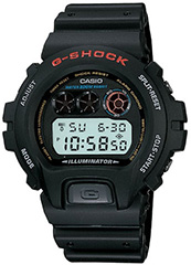 Casio G-Shock DW6900-1 Watch