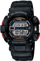 Casio G-Shock G9000-1V Watch