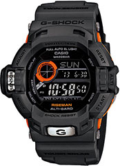 Casio G-Shock G9200GY-1 Watch