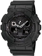 Casio G-Shock GA100-1A1 Watch