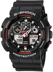 Casio G-Shock GA100-1A4 Watch
