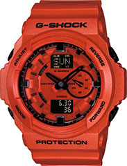 Casio G-Shock GA150A-4 Watch