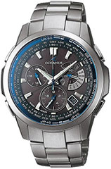 Casio Oceanus OCWM700TDA-1A Watch