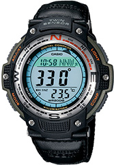 Casio  SGW100B-3 Watch