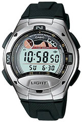 Casio  W753-1A Watch