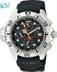 Citizen Aqualand BJ2000-09E Watch