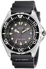 Citizen Pro Diver BN0000-04H Watch