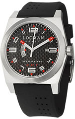 Locman Stealth 200CRBBK Watch
