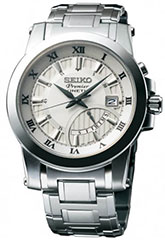 Seiko Premier SRN037 Watch