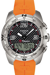 Tissot T-Touch T0134201720700 Watch