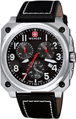 Wenger AeroGraph 77015 Watch